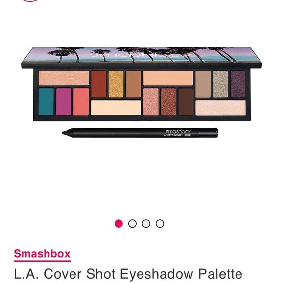 Smashbox Other - Smashbox- LA cover shot eye palette